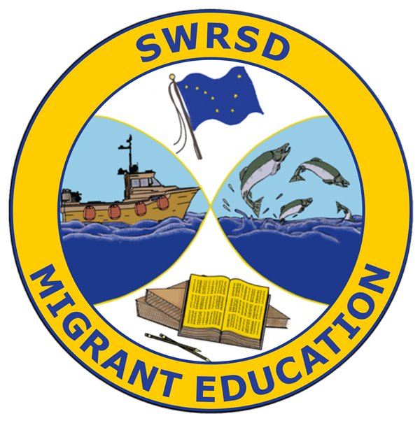 Southwest Region Schools Migrant Education Logo