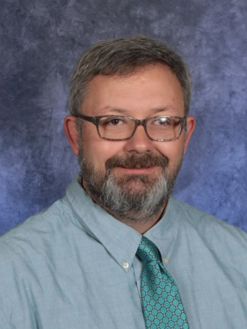 Michael Lee, Principal, Togiak School