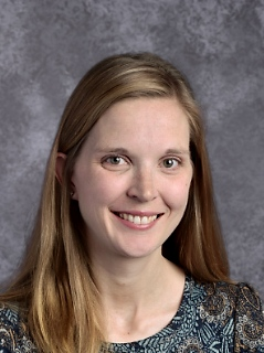 Meghan Redmond, 2019 Alaska Assistant Principal of the Year