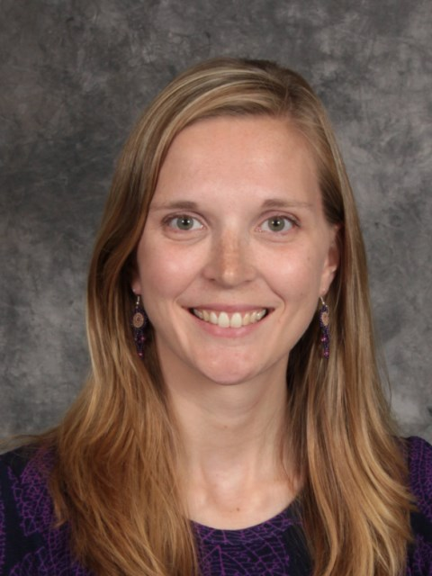 Picture of Chief Ivan Blunka's Assistant Principal, Meghan Redmond